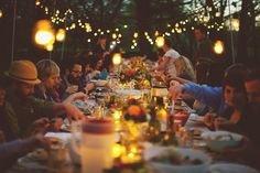 Family Style Italian Dinner